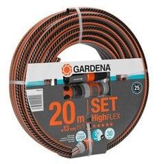 """Gardena Highflex šļūtene ar savienotājiem 10x10 (1/2 """")"""