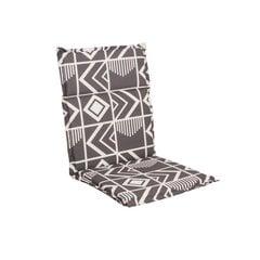 Spilvens āra krēslam Cino, pelēks cena un informācija | Spilveni | 220.lv