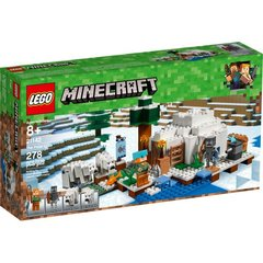 21142 LEGO® Minecraft The Polar Igloo