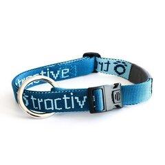 Tractive šuns antkaklis TRACO2 L dydžio mėlynas