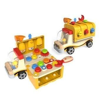 Rotaļu mašīna PlayMe cena un informācija | Rotaļlietas zīdaiņiem | 220.lv