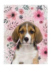 Piezīmju grāmatiņa Paso Cat&Dog, 18-3660PS cena un informācija | Burtnīcas un papīra preces | 220.lv