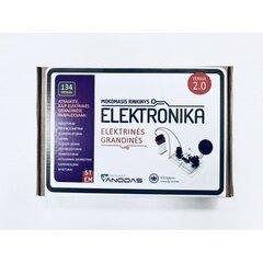 Izglītojošs elektronikas komplekts - elektriskās ķēdes