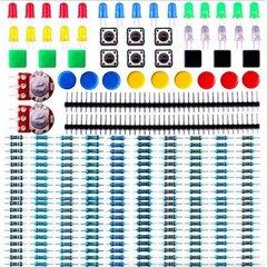 Elektroniskuo komponentu komplekts