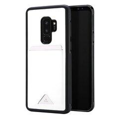 AizsargvāciņšDux Ducis Pocard Series, piemērots Samsung G960 Galaxy S9 telefonam, balts
