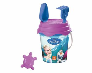 Smilšu rotaļlietu komplekts Ledus Sirds (Frozen) cena un informācija | Smilšu rotaļlietu komplekts Ledus Sirds (Frozen) | 220.lv