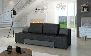 Dīvāns Alessia, melns
