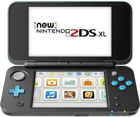 Nintendo New 2DS XL (2209266) Blue