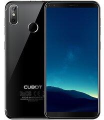 Cubot R11. Dual SIM, Melns cena un informācija | Mobilie telefoni | 220.lv