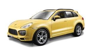 Авто модель Porshe Cayenne Turbo Bburago, 1:24
