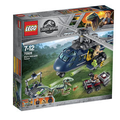 75928 LEGO® Jurassic World Blue Helicopter pursuit