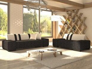 Mīkstu mēbeļu komplekts Porto cena un informācija | Dīvāni un krēsli | 220.lv