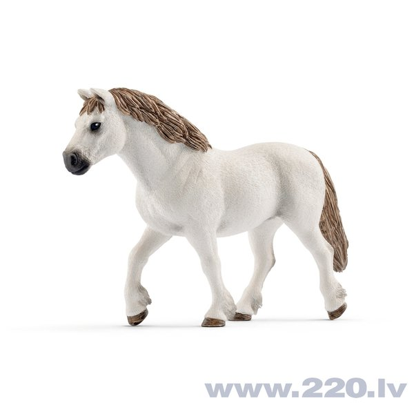 Figūriņa Velsas ponijs, Schleich cena un informācija | Rotaļlietas zēniem | 220.lv