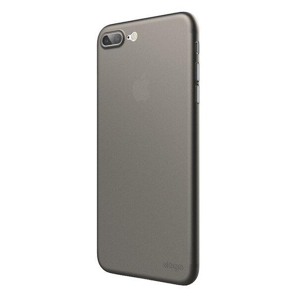 Aizsargmaciņš Elago S7P Inner Core Case Dark Grey, Apple iPhone 7 Plus/iPhone 8 Plus