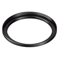 Objektyvo filtro adapteris-žiedas Hama (15849), skirtas 58.0 mm objektyvui / 49.0 mm filtrui, juodas cena un informācija | Citi piederumi fotokamerām | 220.lv
