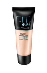 Šķidrais tonālais krēms Maybelline New York Fit Me! Matte & Poreless 30 ml