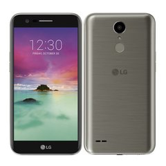 LG K10 M250N, Single SIM, Pelēks