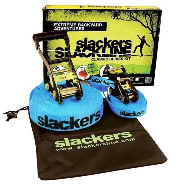 Balansēšanas sloksņu komplekts Schildkrot Slackers Classic