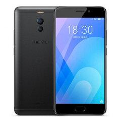Meizu M6 Note, 32 GB Dual SIM, Melns cena un informācija | Mobilie telefoni | 220.lv