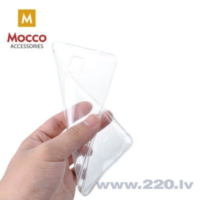 Aizsargmaciņš Mocco Ultra Back Case 0.3 mm Silicone Case Xiaomi Mi Mix 2S Transparent cena