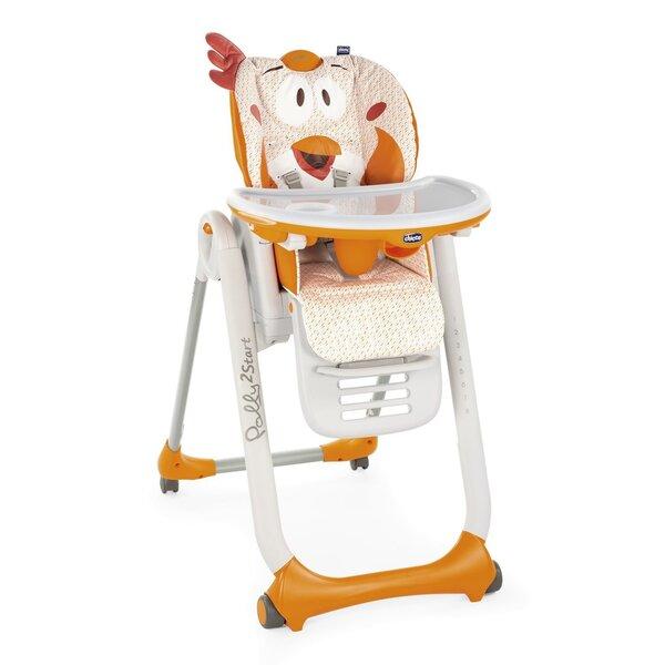 Barošanas krēsls Chicco Polly 2 Start, Vistiņa
