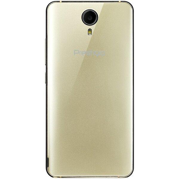 Prestigio, Muze D5 LTE, Dual SIM, Золотистый