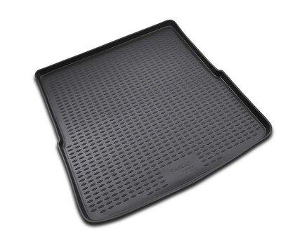 Guminis bagažinės kilimėlis VW Passat Variant 2005-2010 black /N41018 cena un informācija | Bagāžnieka paklājiņi pēc auto modeļiem | 220.lv