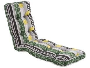 Paliktnis krēslam Patio Tulon C025-06BB, pelēks/zaļš