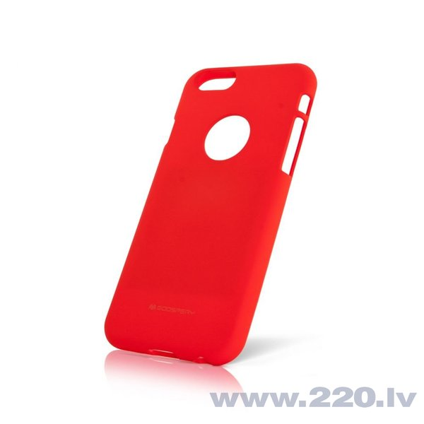 Aizsargmaciņš Mercury Huawei Mate 10 Soft Feeling Jelly case Red