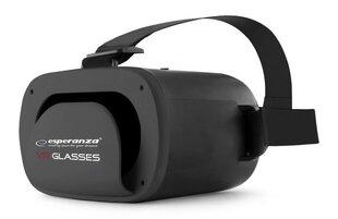Virtuālā realitāte 3D brilles Esperanza EMV200 par 3,5 - 6 '' viedtālruņiem, melnas