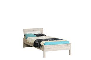 Gulta Beach BEAL09, ozola krāsa cena un informācija | Gultas | 220.lv