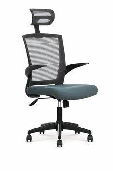 Biroja krēsls Valor, pelēks cena un informācija | Biroja krēsls Valor, pelēks | 220.lv