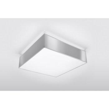 SOLLUX griestu lampa Horus 35 Grey