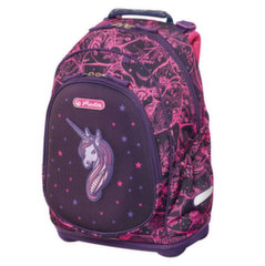Рюкзак Herlitz Bliss Unicorn Night, 50013999