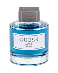 Tualetes ūdens Guess 1981 Indigo edt 100 ml