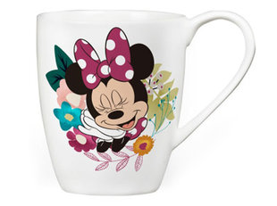 DISNEY krūze Minnie Fashion, 400 ml