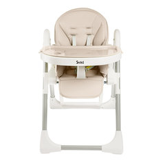 Стульчик для кормления Smiki P1, цвет слоновой кости цена и информация | Детские стульчики для кормления | 220.lv