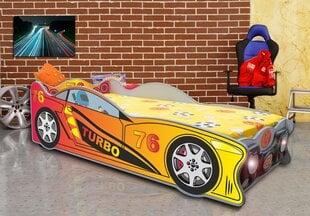 Gulta ar matraci Speedy Turbo, 140 x 70 cm cena un informācija | Bērnu gultas | 220.lv