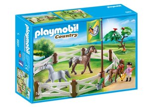 6931 PLAYMOBIL® Country, Манеж для лошадей