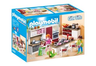 9269 PLAYMOBIL® City Life, Virtuve