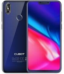 Cubot P20, LTE, Dual, Zils cena un informācija | Mobilie telefoni | 220.lv