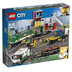 60198 LEGO® CITY, Cargo Train cena un informācija | 60198 LEGO® CITY, Cargo Train | 220.lv