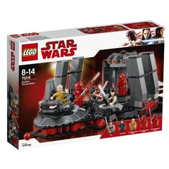 75216 LEGO® STAR WARS, Snoke's Throne Room