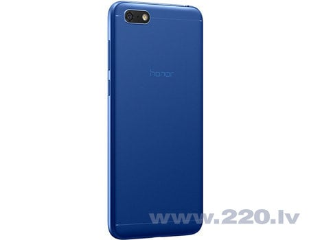 Honor 7S, Dual SIM, LTE, 16 GB, Синий цена