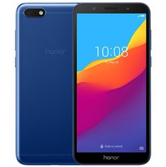 Honor 7S, Dual SIM, LTE, 16 GB, Zils