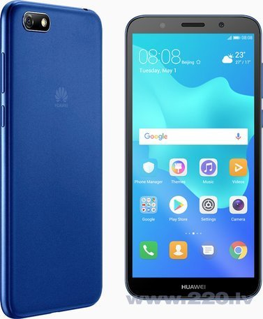Honor 7S, Dual SIM, LTE, 16 GB, Синий отзыв