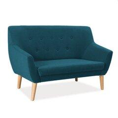 Dīvāns Nordic 2, zils