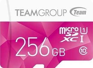 Atmiņas karte Flash Micro-SD256GB Team UI 1A