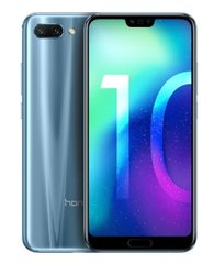 Honor 10, 128 GB, Dual SIM, Pelēks