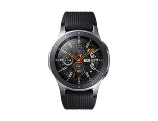 Samsung Galaxy Watch 46mm BT, Sudrabains